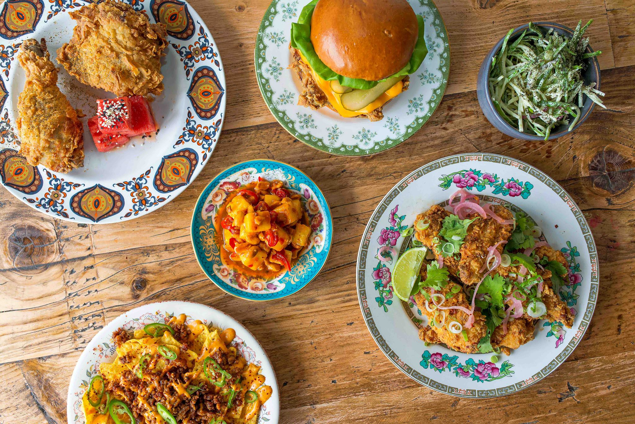 City Pantry - Covent Garden Neighbourhood Guide - Chick'n'Sours