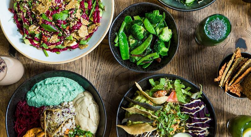 City Pantry - Healthy London Lunches - Farmacy