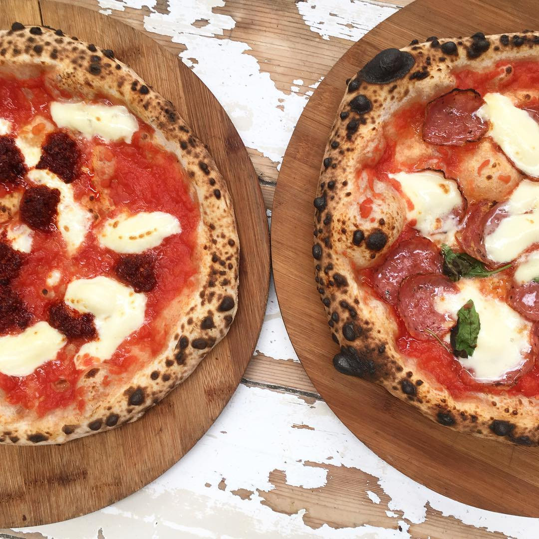 City Pantry Pizza in Manchester - Honest Crust
