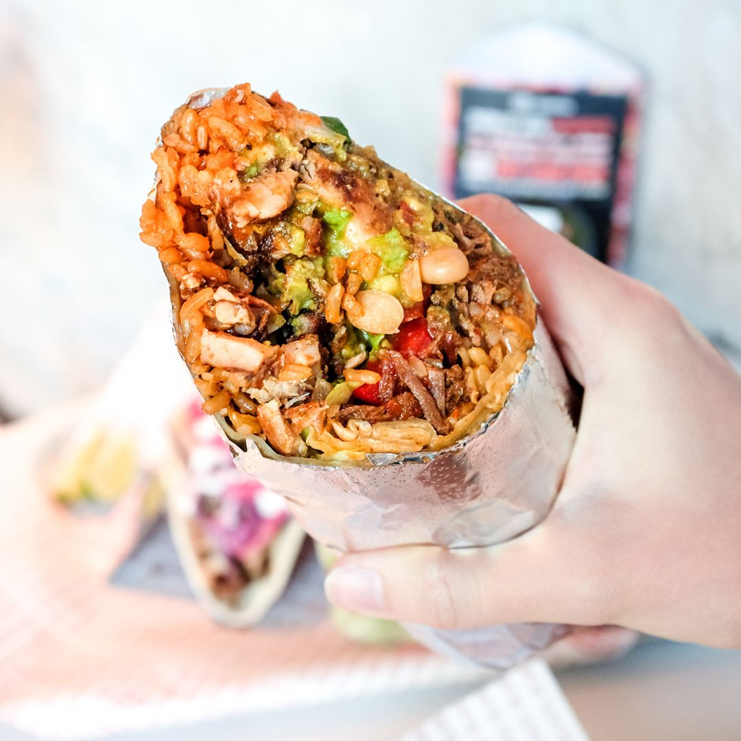 City Pantry - Burritos in Manchester - Barburrito