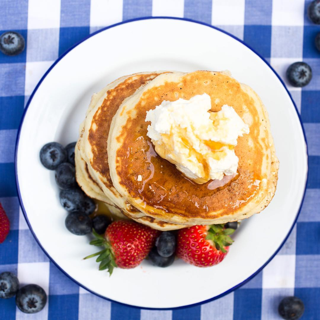 City Pantry - Best Pancakes in London