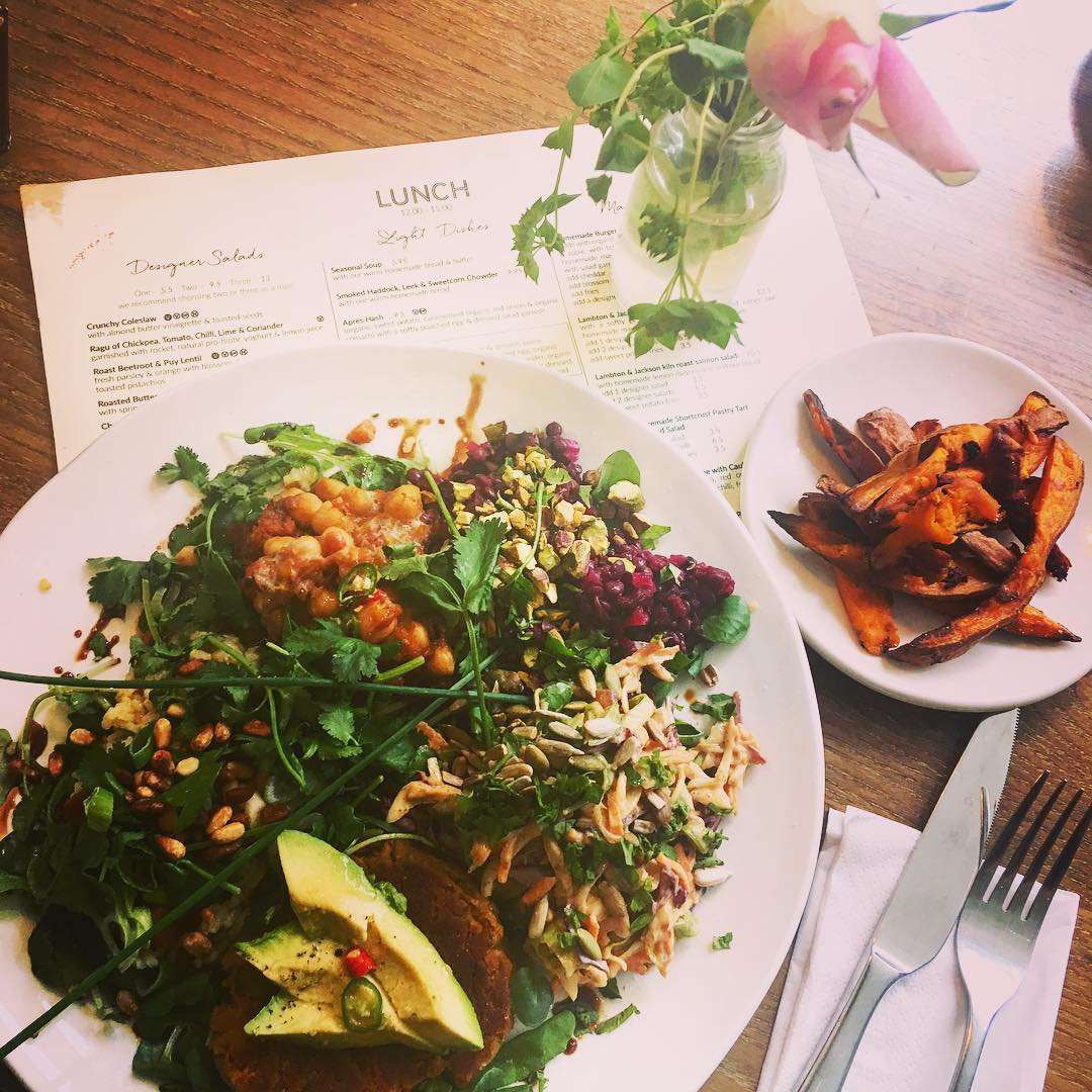 City Pantry - Best vegan restaurants London