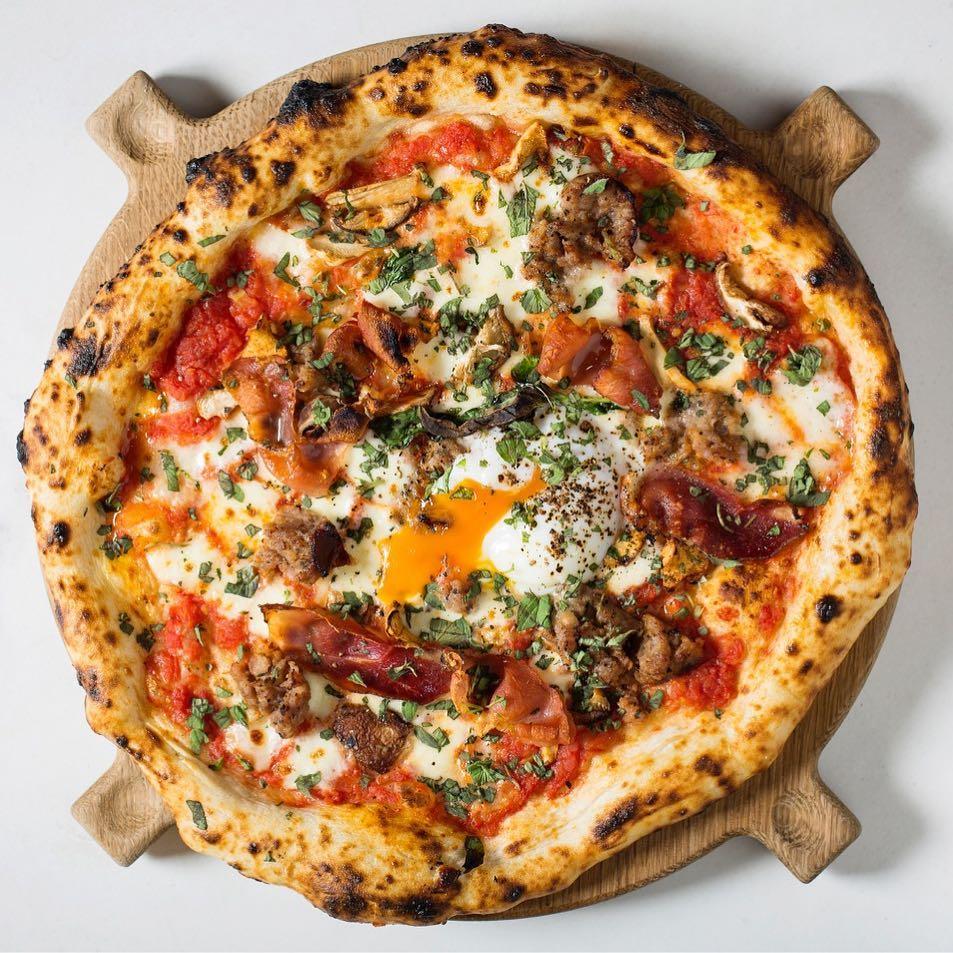 Hai Cenato pizza office delivery London