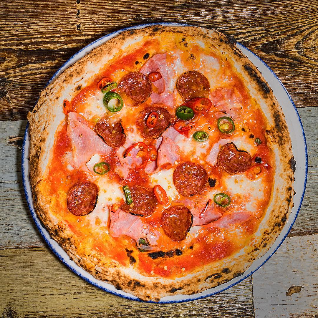 City Pantry - London Best Pizza Delivery