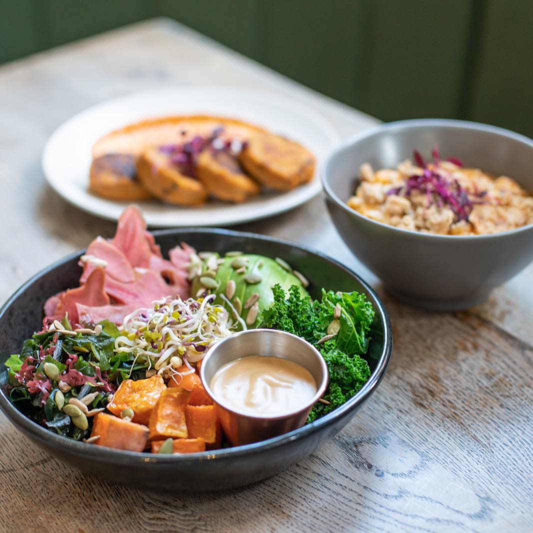 City Pantry - Vegetarian restaurants in London