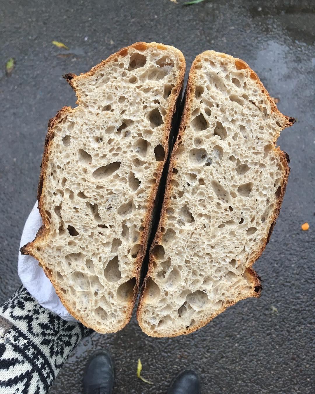 City Pantry - Best Sourdough in London