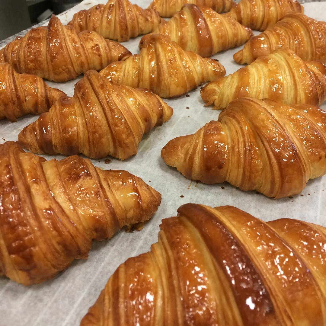 City Pantry - Croissants in London
