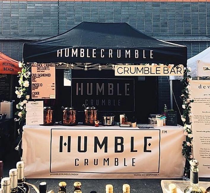 Humble crumble v day
