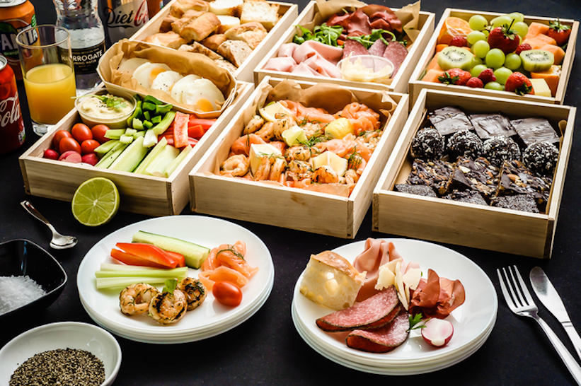 City Pantry Sands Catering
