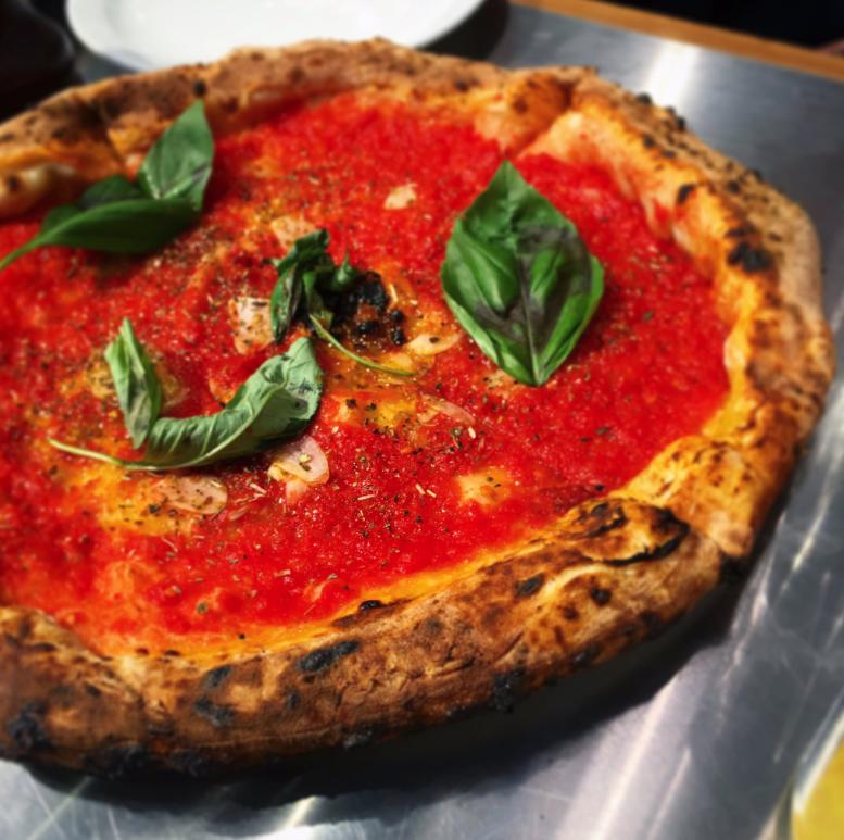 City Pantry - Best vegan pizza in London