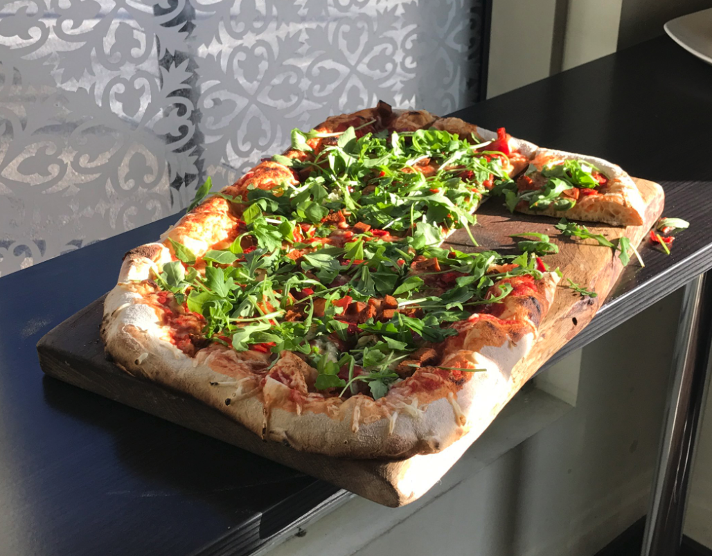 City Pantry - Best vegan pizza in London