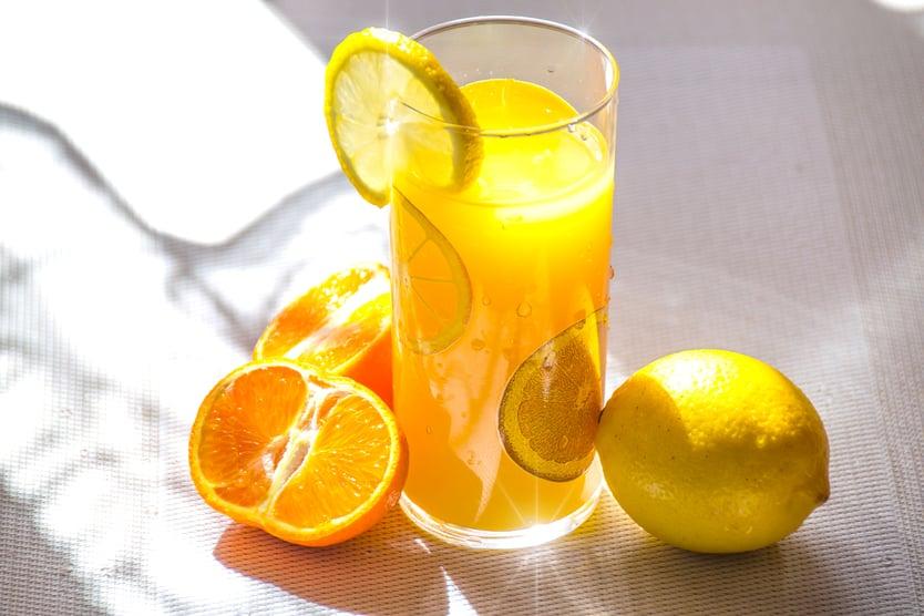 Citrus juice recipe