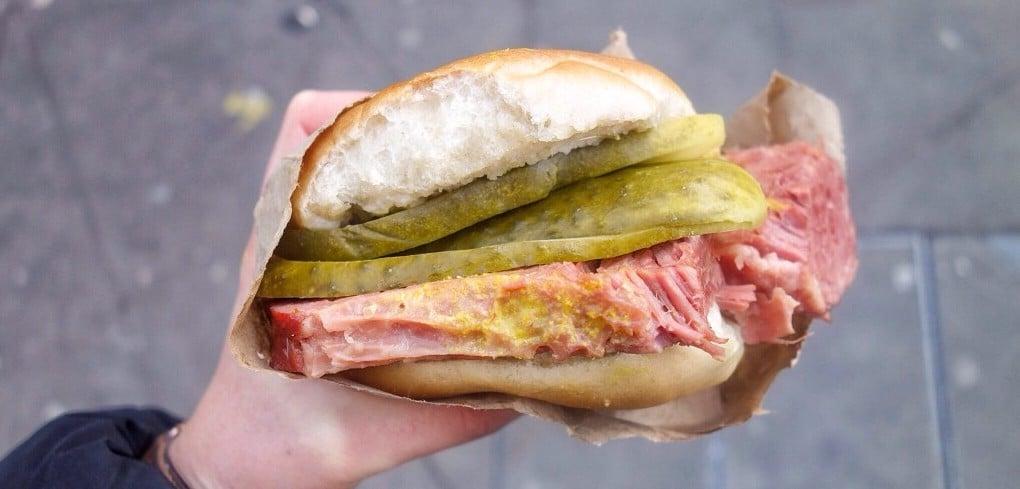 City Pantry - Lunch in Shoreditch - Beigel Bake