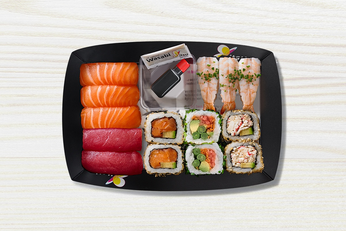 best of itsu sushi box