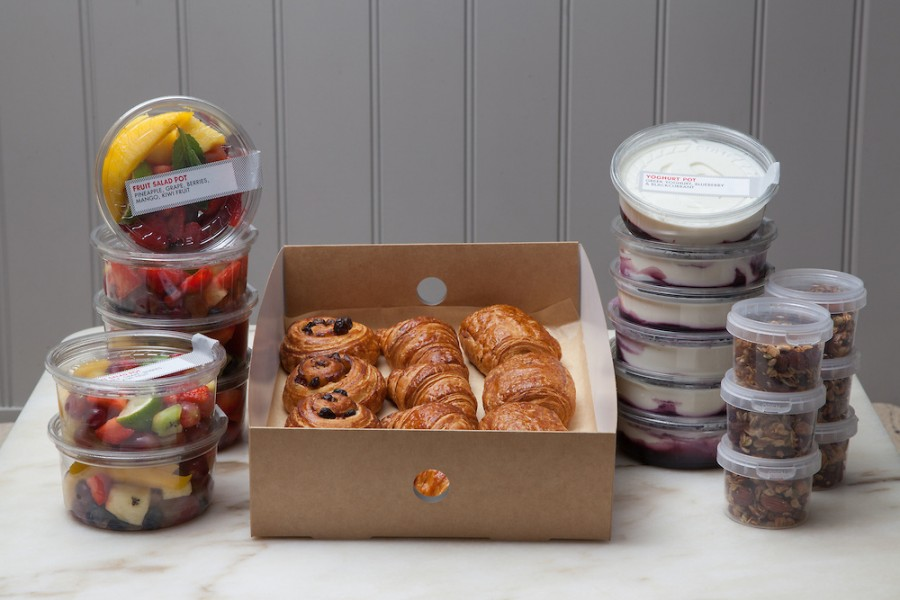 City Pantry - Large Breakfast Box - Gail's Bakery
