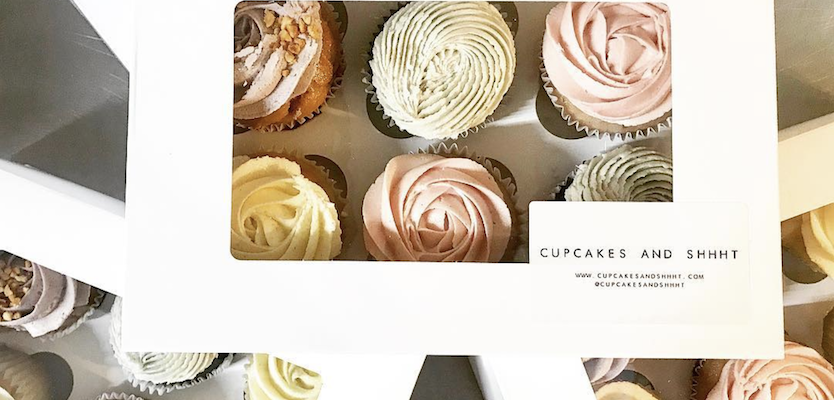 Cupcakes & Shhht - City Pantry