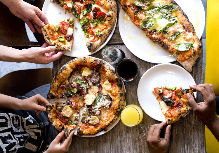 City Pantry Pizza in Manchester - Double Zero