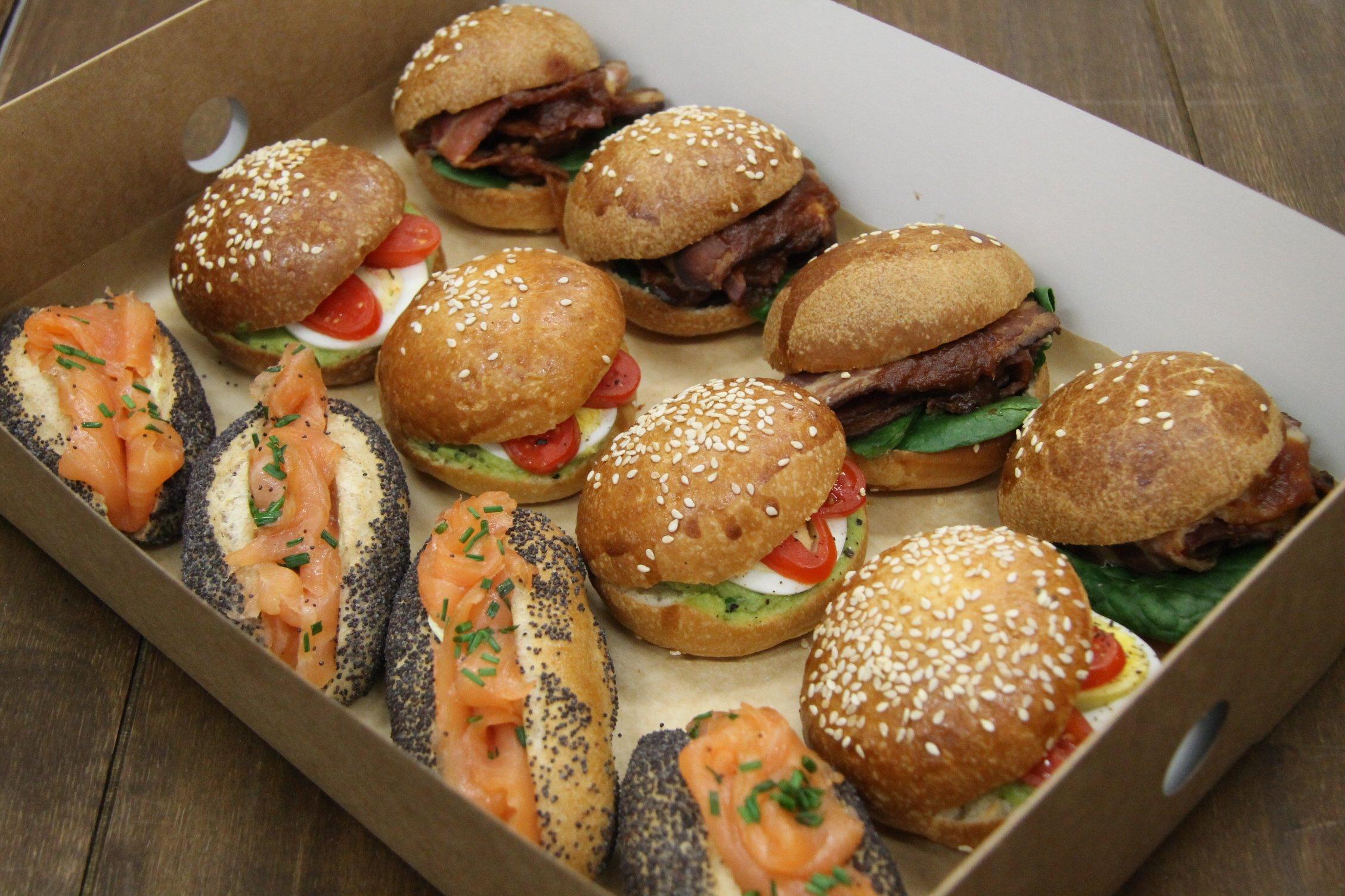 gails sandwiches