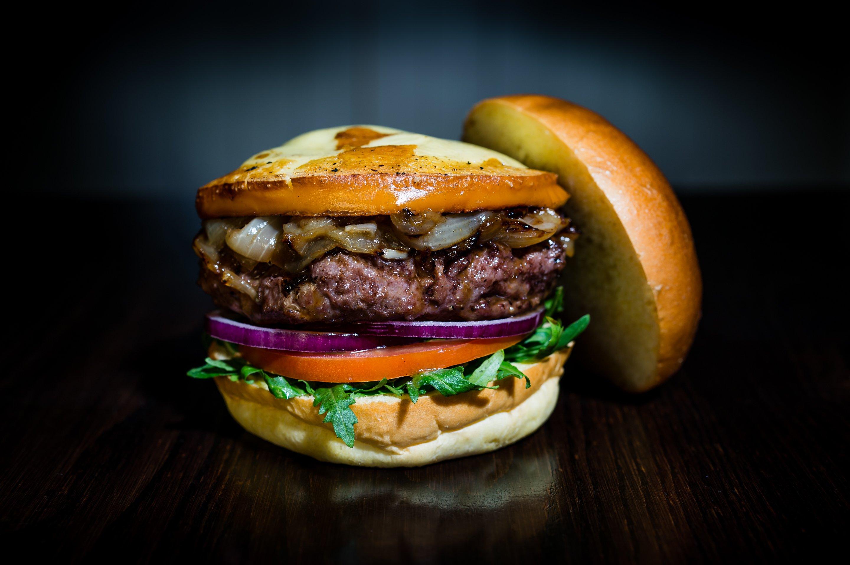 City Pantry - Best burgers in London - Haché Burgers