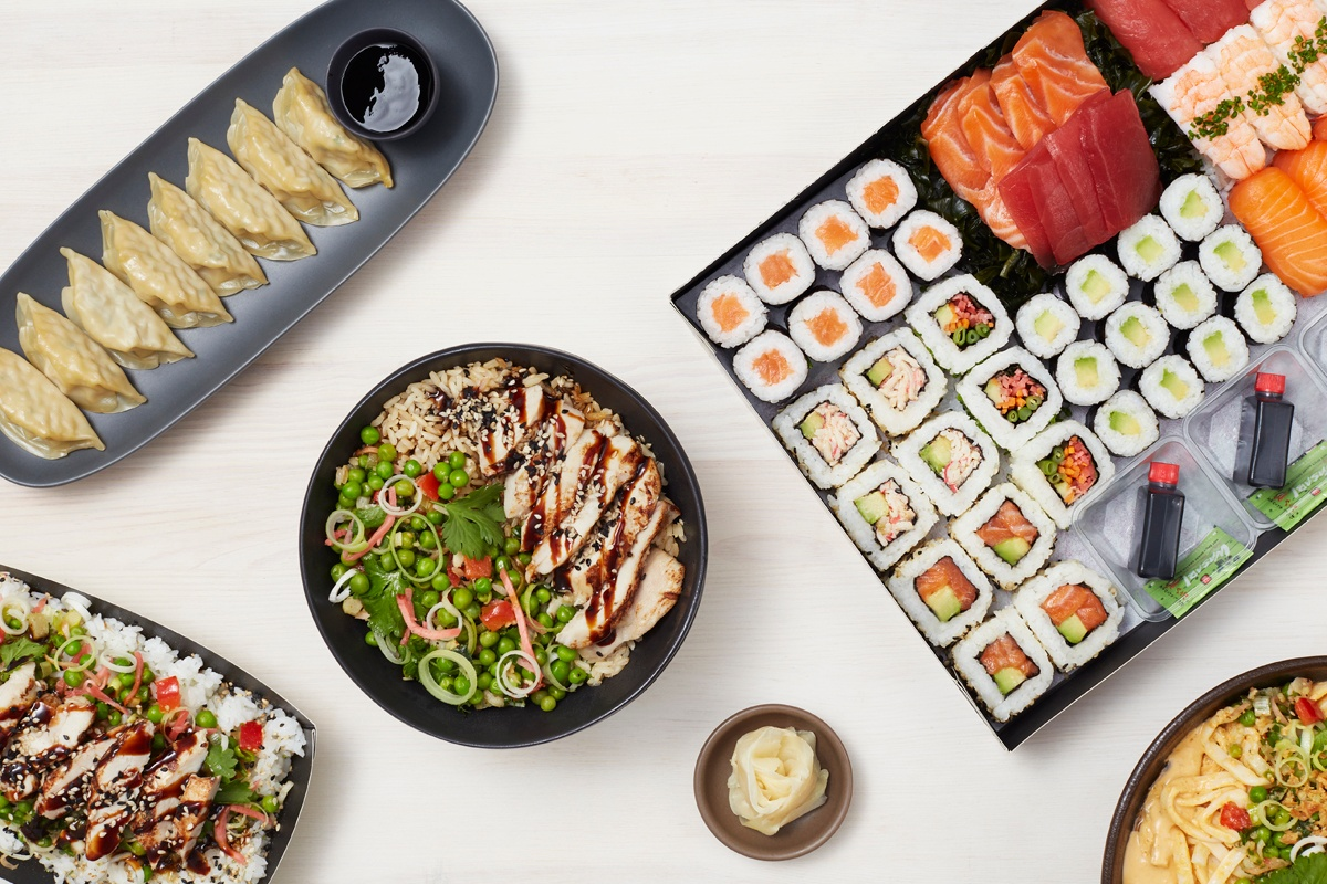 City Pantry - Healthy lunch Manchester - Itsu
