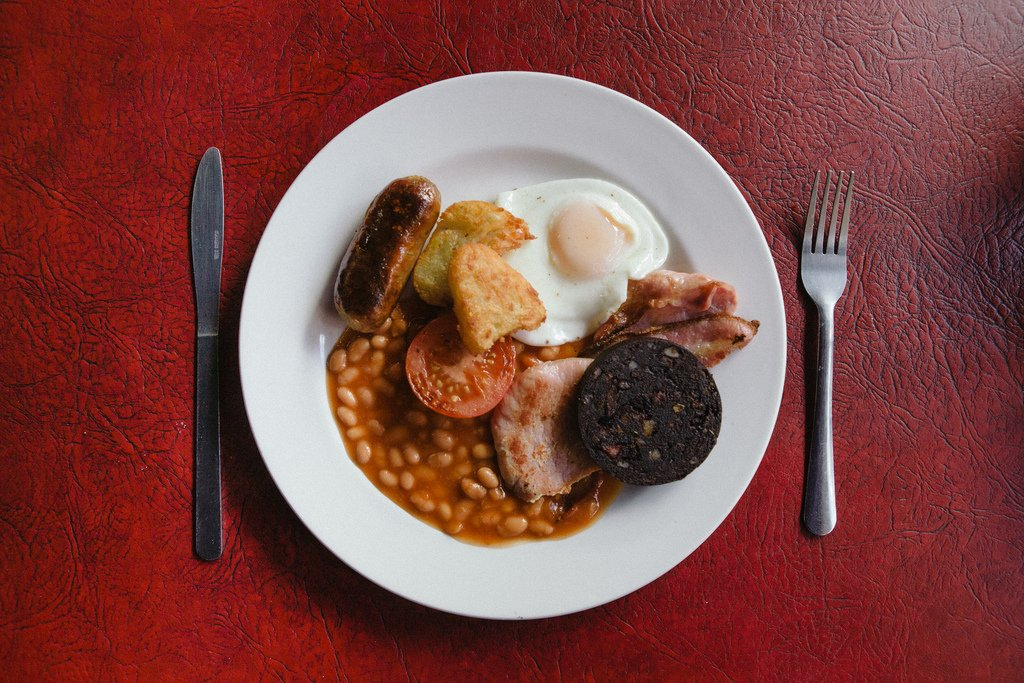 City Pantry - Breakfast in Manchester - The Koffee Pot