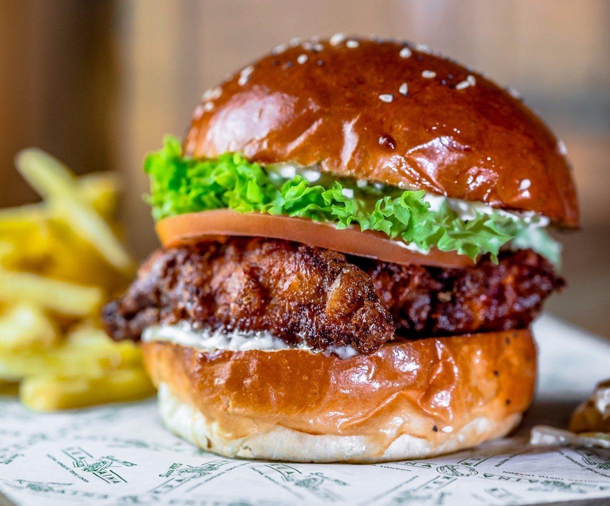 City Pantry - Best burgers in London - Kua 'Aina