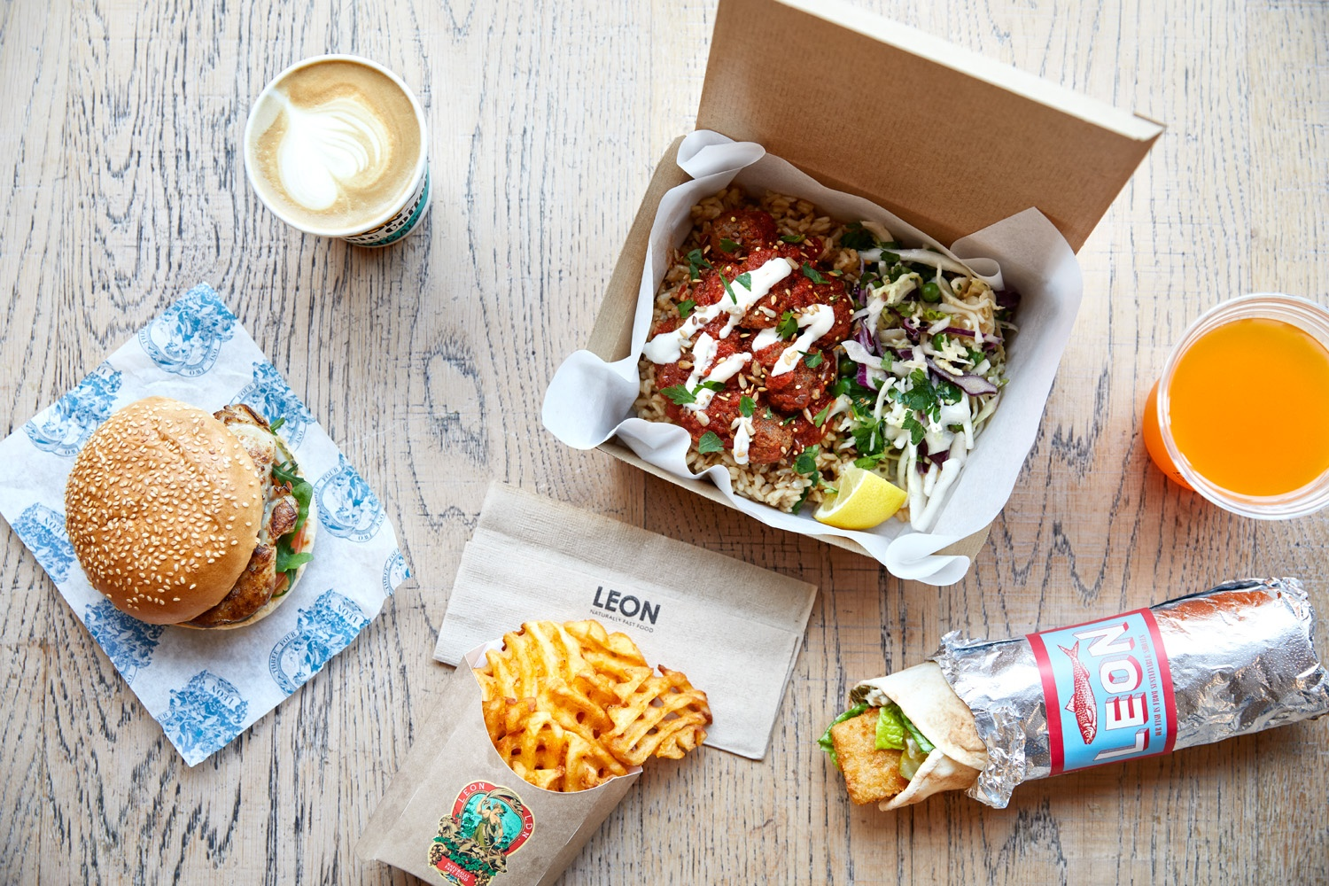 City Pantry - gluten-free restaurants in London