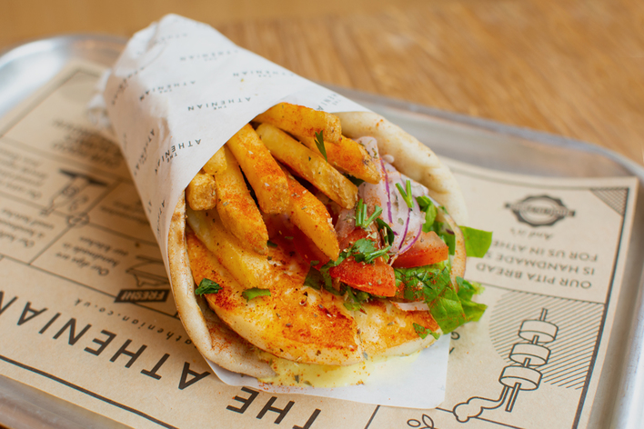 City Pantry - London Cheap Eats - The Athenian