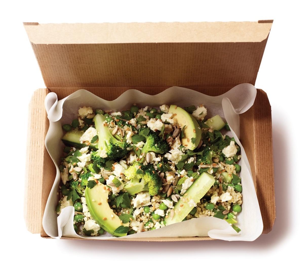 new original salad leon
