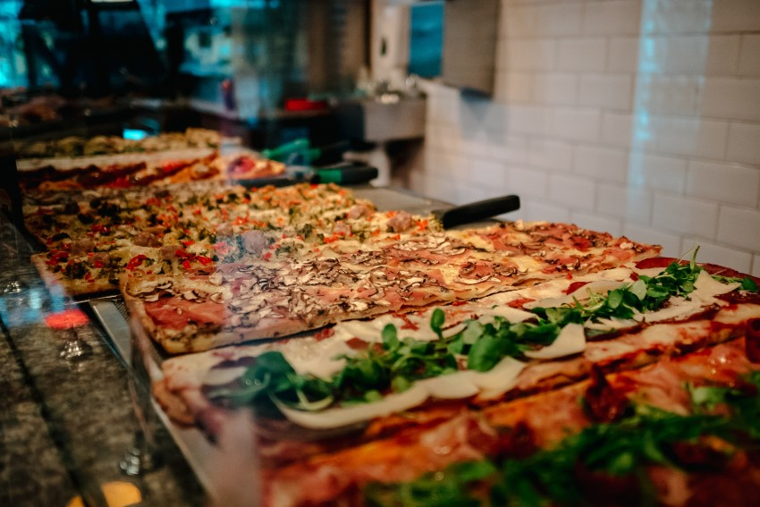 City Pantry Pizza in Manchester - Slice