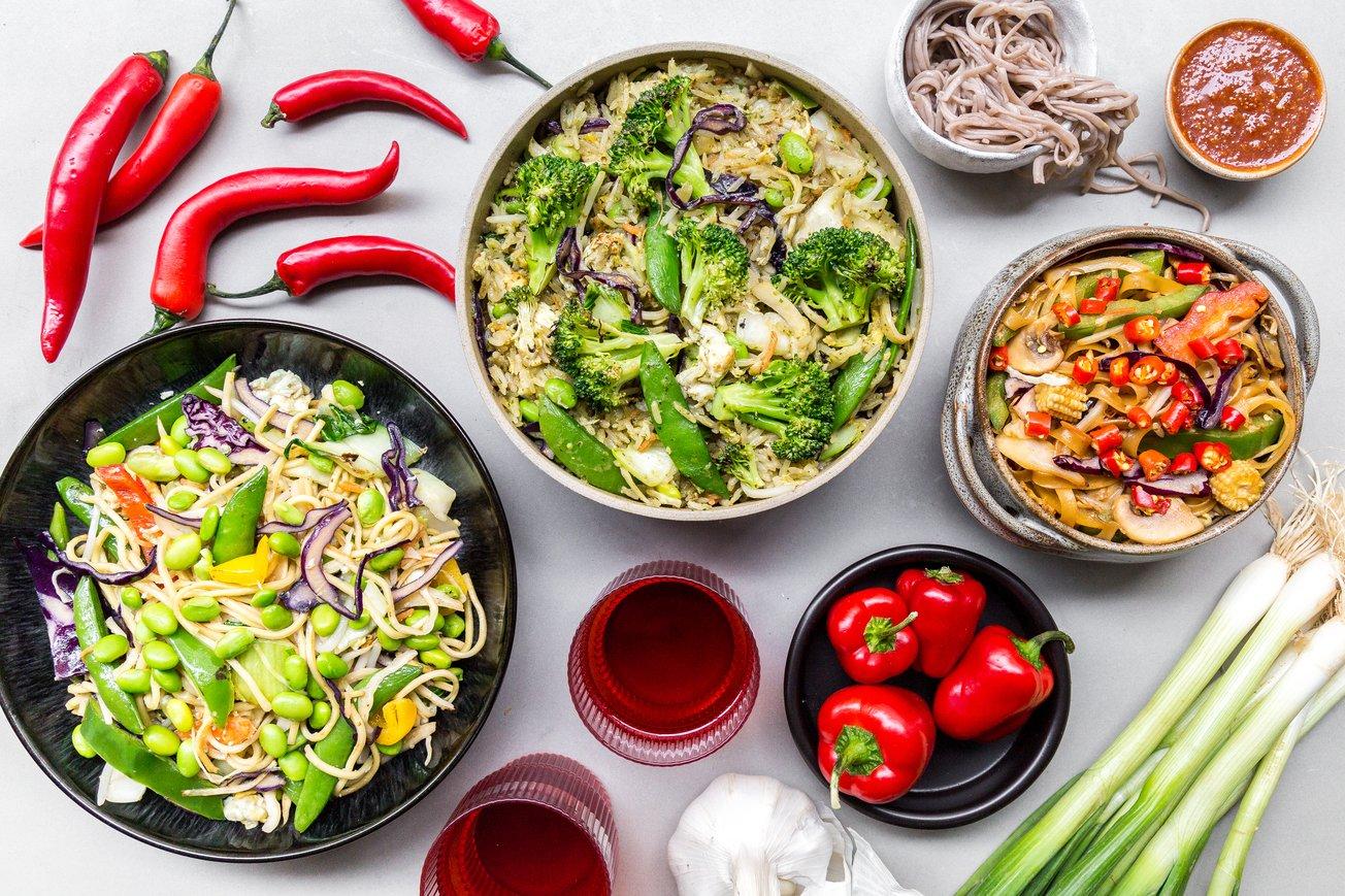 City Pantry - Wokit Chinese food in London