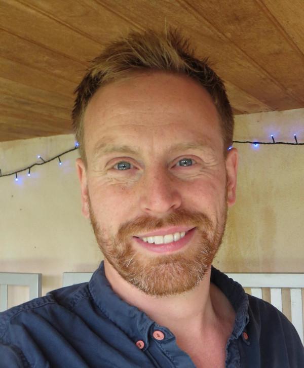 Photo of Matt, City Pantry's new MD